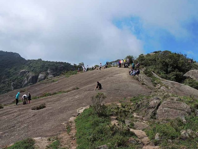 Na Pedra Redonda