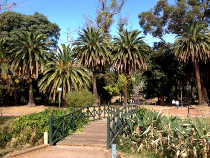 Ponte Parque Rodó