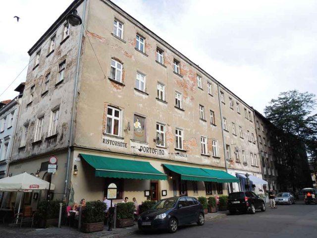 Restaurantes e bares em Kazimierz