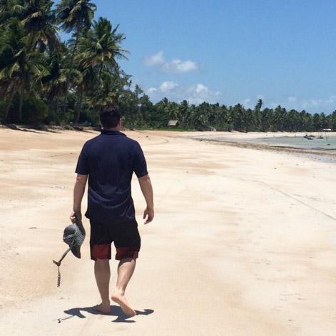 Beira mar São Miguel dos Milagres