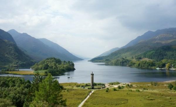 Escócia. Foto: Blog Contando as Horas