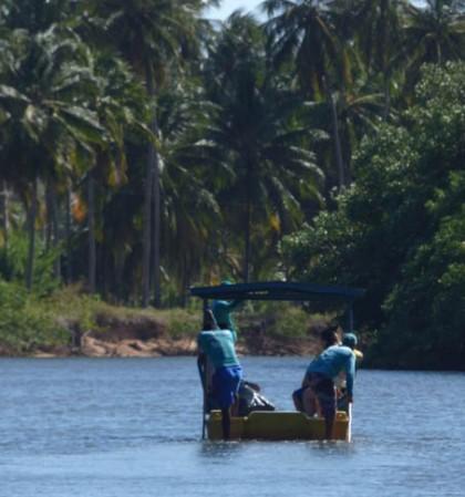 Jangadeiros Associação Peixe Boi 1