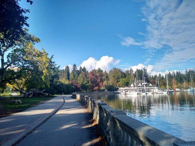 Uma semana em Vancouver