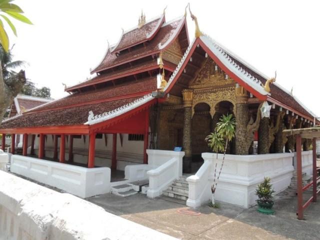 impressões de Luang Prabang