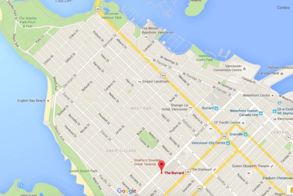 Onde se hospedar em Vancouver