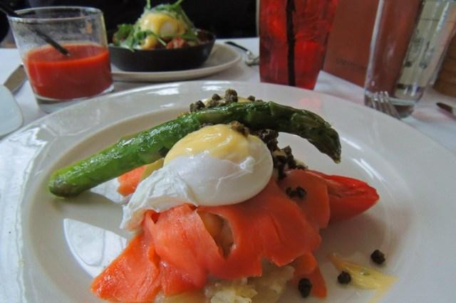 comer em Vancouver
