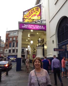 musical em Londres