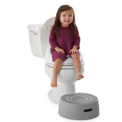 3 In 1 Potty Chair White Swivel Desk Chairs Contours Bravo Baby Covers All Stages Of Training