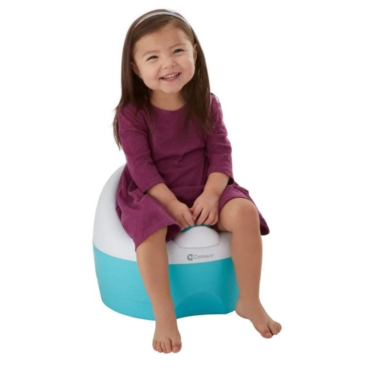 potty chair for girls p kolino little reader contours bravo 3 in 1 baby aqua