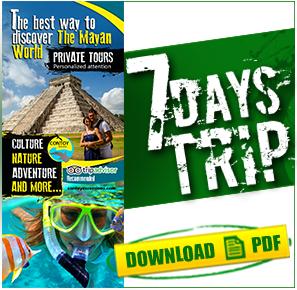 download 7 day trip mayan yucatan trip