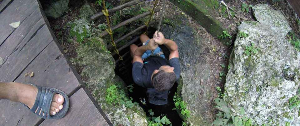 jungle expedition spider monkey tour cenote