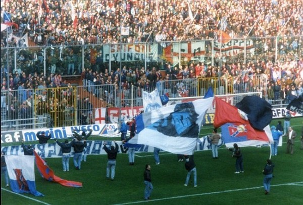 Image result for genoa napoli 1982