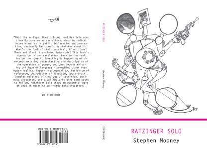 Ratzinger Solo - Stephen Mooney
