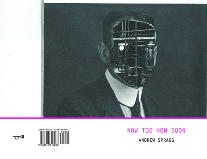 Andrew Spragg - Now Too How Soon