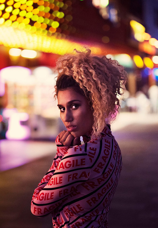 Booking agent for RAYE - Pop Artist | Contraband Events