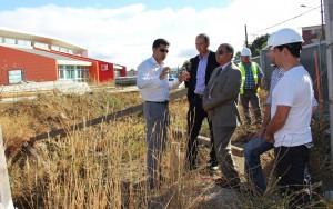 Una inversión de 300 millones de pesos permitió reiniciar las obras del Centro Teletón.