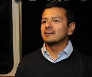 Pedro Flores, gerente de Latitud 40