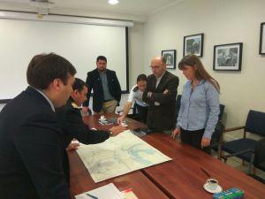 Reunion ley navegacion fluvial