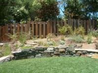 Stacked Rock Garden