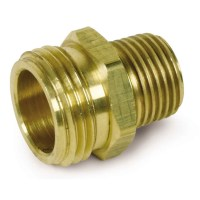 Garden Hose Adapter: contractcleanersupplies.com