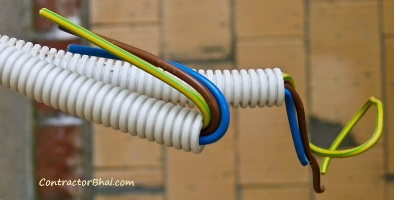 Colors Used In Electrical Wiring And What Each Color Means