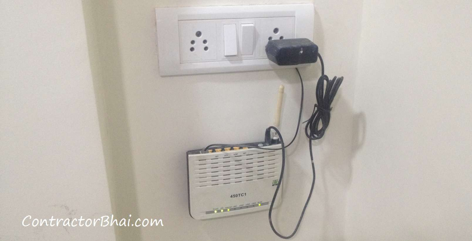 hight resolution of data cable connection wiring inside home contractorbhai home wiring internet connection