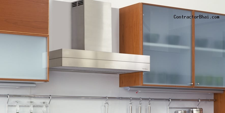 kitchen chimney without exhaust pipe pendant lights buying hood should you get ducted or ductless