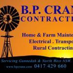 B.P. Crane Contracting