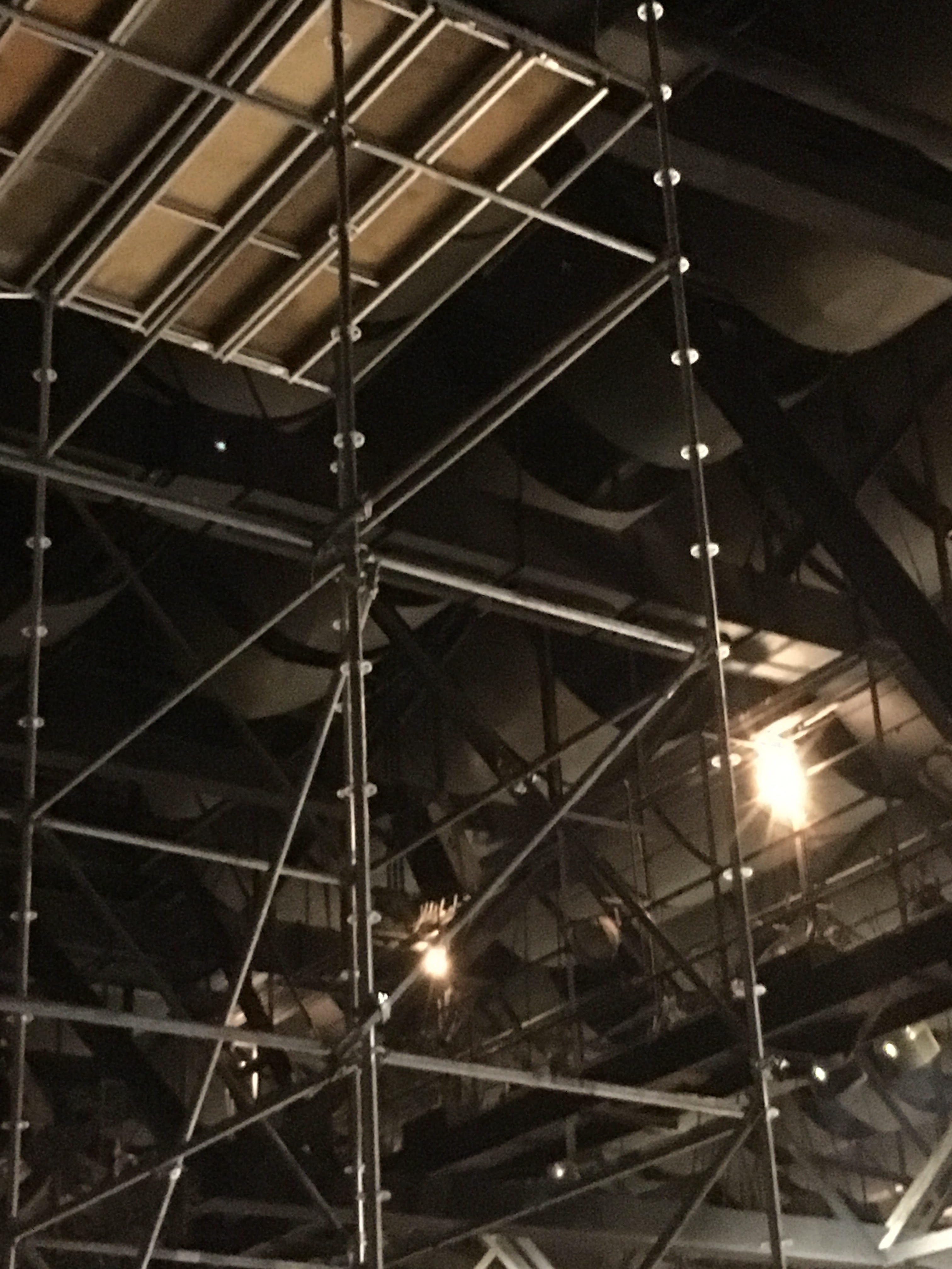 BJCC scaffold tower 6