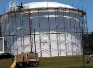 Mississippi tank scaffold 1