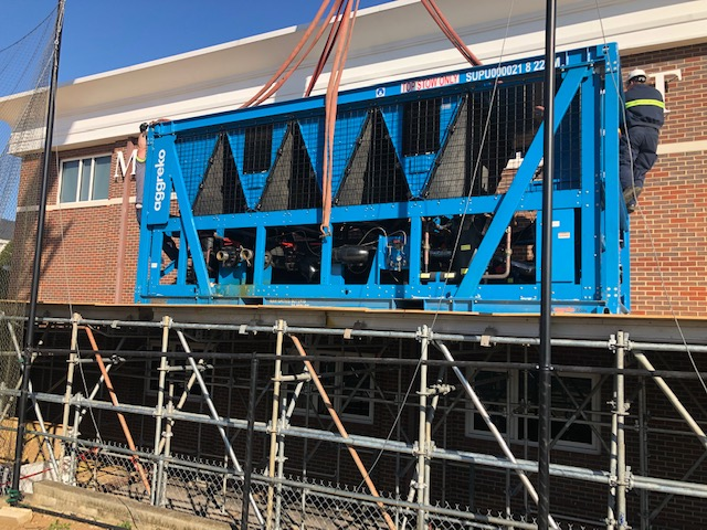 Overhead Protection Canopy scaffold Nashville TN
