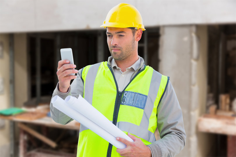 Contractors Cloud Text Messaging Made Easy