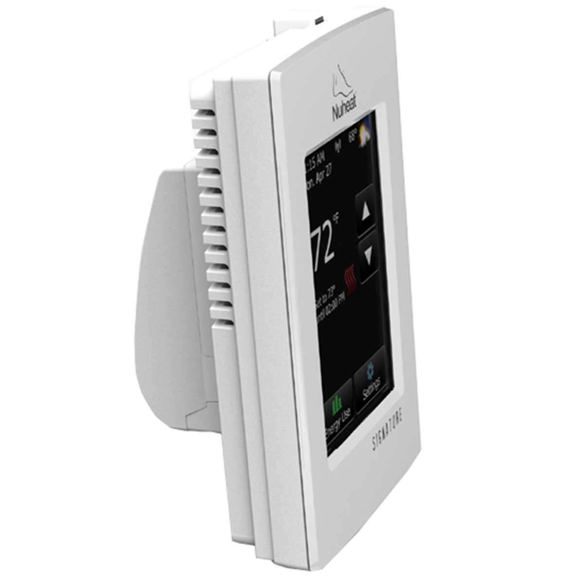 hight resolution of 4410 nuheat signature wifi programmable thermostat