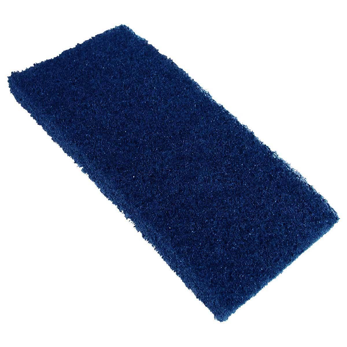 Superiorbilt Medium Blue Scrub Pads. Contractors Direct