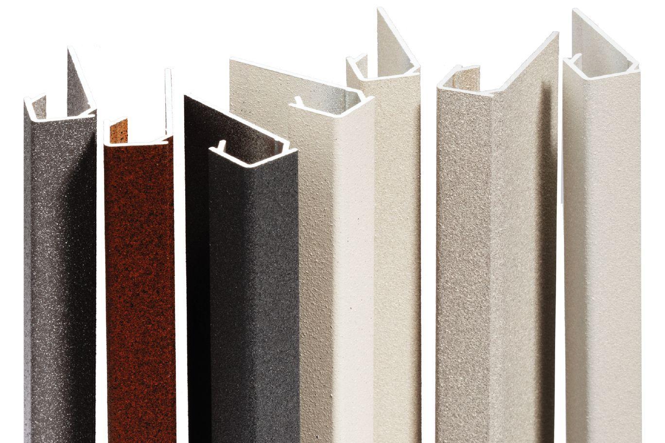 schluter jolly edge aluminum trims