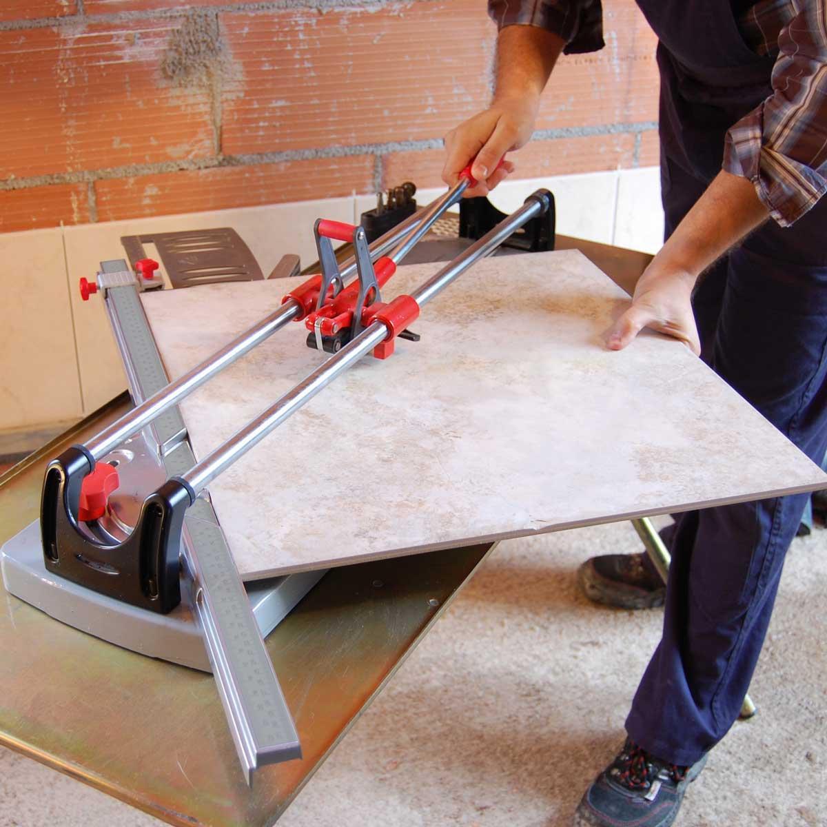 Rubi Tile Cutters - Tr- Ceramic Cutter Contractors