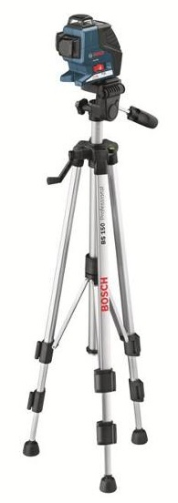 Professional Measurement: Bosch BS 150 Compact Tripod and