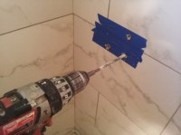 Drilling Ceramic Tile | Tile Design Ideas