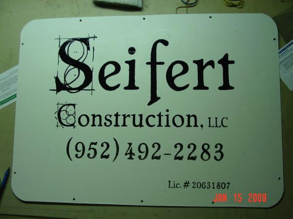 Job Site Signs - General Discussion Contractor Talk