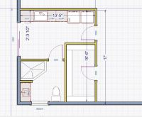 Does Anyone Have Any Ideas For This Master Bath Layout? I ...