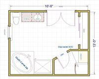 Bathroom Design Layout   Best Layout Room