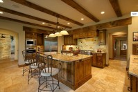 Kitchen Design - High Ceilings - Finish Carpentry ...