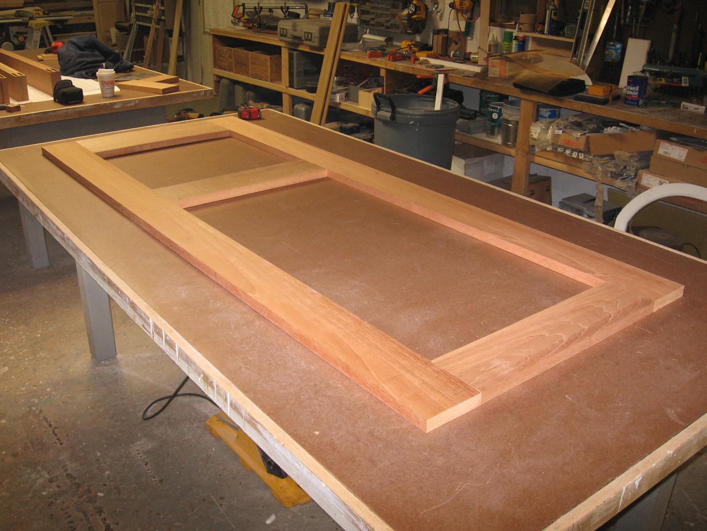 plans to build a screen door