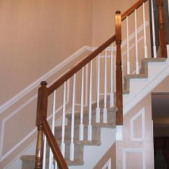 Chair Rail Molding Profiles And Stool Covers Applied Moldings Finish Carpentry