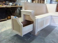 Kitchen Bench Seating - Bathroom Remodeling