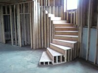 Spiral Wood Steps - Page 2 - Framing - Contractor Talk