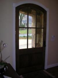 Heavy Entry Door Framing - Framing - Contractor Talk