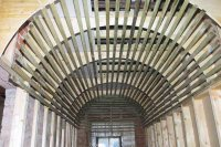Barrel Vaulted Ceiling - Framing - Contractor Talk
