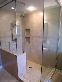 Bathroom Walk-In Shower Designs Ideas