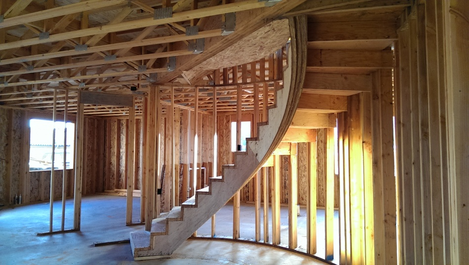 Curved Stairs Again Page 5 Carpentry Contractor Talk